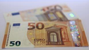 Le nouveau billet de 50 euros entre en circulation ce mardi 4 avril 2017 dans tous les pays de la zone euro.