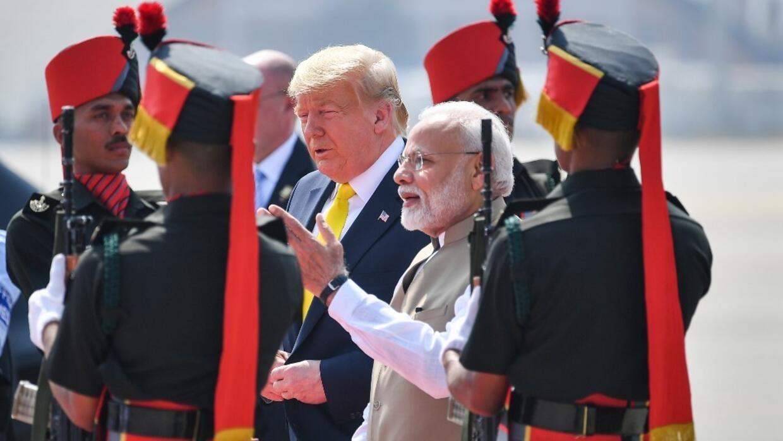 Inde-États-Unis: un rapprochement récent mais substantiel
