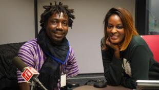 Ismaël Traoré et Diara Ndiaye.