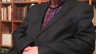 Советский диссидент, председатель правления Украинского Хельсинкского союза по правам человека. 2019 г.