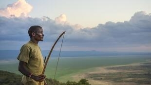 Ezekiel Philippo overlooks Yaeda Valley Project sight in northern Tanzania.