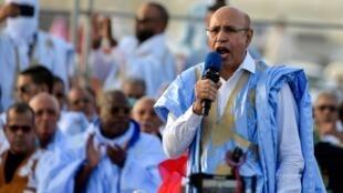 Mohamed Ould Ghazouani a été investi président de la Mauritanie en août 2019.