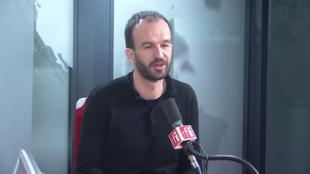 Manuel Bompard, député européen de La France Insoumise.