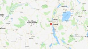 Minembwe, dans la province du Sud-Kivu