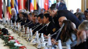 Международная конференция по ситуации в Ливии. Палермо, 13 ноября 2018.