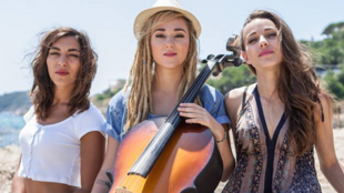 Французское трио L.E.J. — Люси, Элиза и Жюльетта