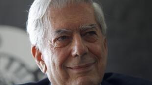Марио Варгас Льоса нобелевский лауреат 2010 в области литературы