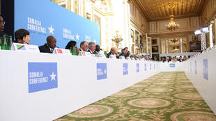 London Somalia Conference, May 2013.
