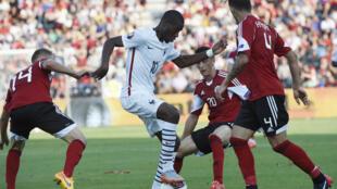 Đội tuyển Pháp đã rơi vào bẫy của Albani trong trận giao hữu ngày 13/06/2015 tại Elbasan - Albani..