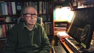 Jesús Martín-Barbero, uno de los principales teóricos en comunicación y cultura en América latina.