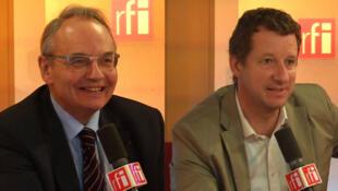 Jean-Louis Bourlanges et Yannick Jadot.
