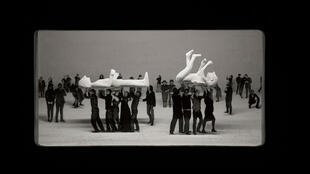 L'oeuvre «Issaf et Naila» (2015) de l'artiste Randa Mirza figure aux Rencontres de la Photographie d'Arles 2019.
