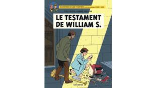 «Le testament de William S.», 24e tome des aventures de Blake et Mortimer.