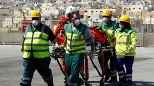 Guarda Costeira italiana recuperou os corpos de nove imigrantes após naufrágio na costa Líbia.