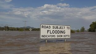 Flood waters continue to rise