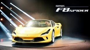 En 2019, Ferrari a augmenté ses ventes de 9,5% par rapport à 2018.