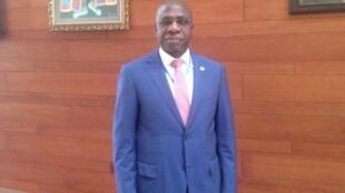 O representante da União Africana junto da ONU, António Tete candidato a comissário dos Assuntos Políticos da UA