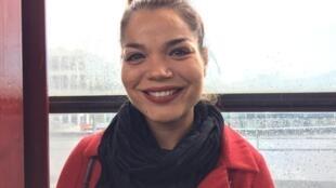 Nascida no Amapá, curadora Nina Sales mora desde os 9 anos na França.