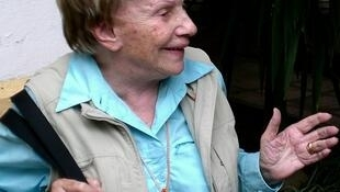 Sofía Imber, fundadora del Museo de Arte Contemporáneo de Caracas, falleció este 20 de febrero de 2017.