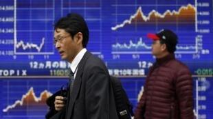 日本東京股市