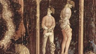 Del francés oral de hoy pasamos al francés escrito del Renacimiento con la canción de Léo Ferré inspirada en 'La balada de los ahorcados', texto escrito por François Villon en 1460.