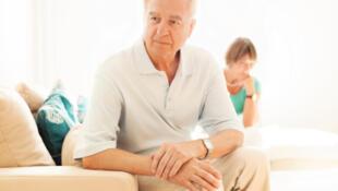 Le nombre de personnes de plus de 60 ans qui font le choix de divorcer a doublé en dix ans.