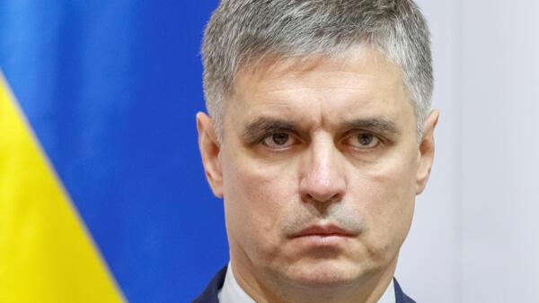 Министр иностранных дел Украины Вадим Пристайко.