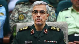 سردار محمد باقری رئیس ستاد کل نیروهای مسلح جمهوری اسلامی ایران