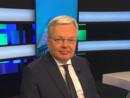 Didier Reynders, commissaire européen à la Justice