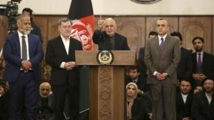 اشرف غنی در انتخابات ریاست جمهوری افغانستان به پیروزی رسید