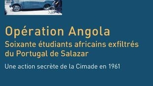 "Livro ""Opération Angola"" de Charles R. Harper e William J. Nottingham"
