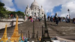 A segurança será reforçada nos principais pontos turísticos de Paris