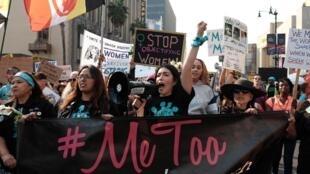Pour les mouvements #MeToo et Time's up, la condamnation d'Harvey Weinstein est une «victoire pour celles qui ont brisé le silence».
