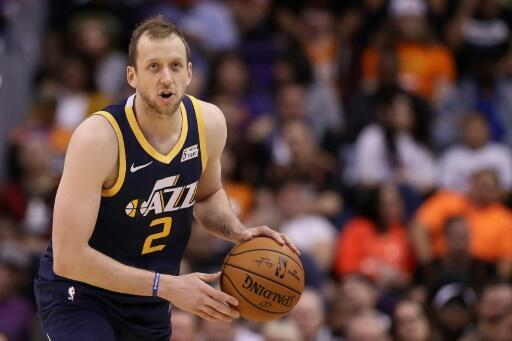 Joe Ingles delivered one of the best games of his career making six of eight three pointers in the Utah Jazz 118-107 win over the Brooklyn Nets
