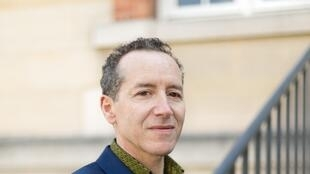 Olivier Rogez est l'auteur de «Les hommes incertains», son deuxième roman paru en août 2019.
