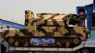 سامانه موشکی «تور ام یک» که گفته میشود با آن هواپیمای اوکراینی هدف گرفته شد
