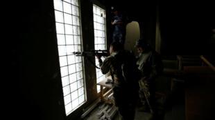 Des combats acharnés sont encore à venir pour reconquérir la totalité de Mossoul, soulignent les autorités irakiennes.