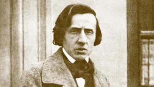 Nhạc sĩ Frédéric Chopin tại Paris
