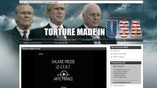 O documentário «Tortura made in USA», da TV Arte, investiga o uso da tortura pelos EUA.