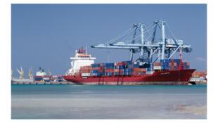 Ảnh minh họa : cảng Djibouti.