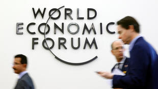 Political and business leaders gather in Davos Switzerland, for the annual World Economic Forum, January 2020