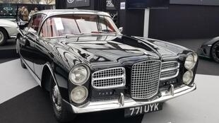 This Facel Vega Excellence was sold for 106,000 euros at the Retromobile 2020 event.
