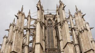 Собор святого Петра в Бове — самый высокий из готическихсоборов, построенных в Средние века
