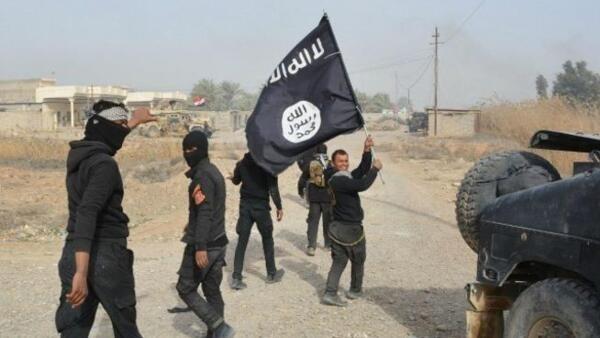 ISIS聖戰份子 (AFP / File)