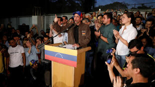 هنریک کاپریلس، رهبر مخالفان ونزوئلا