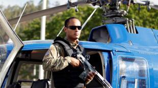 Oficial Oscar Perez