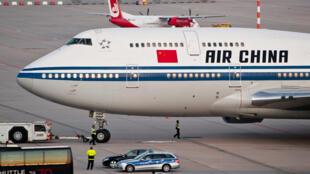 Air China 國航資料圖片