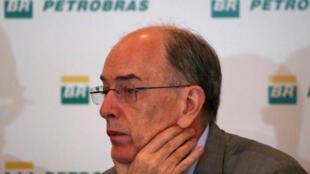 Pedro Parente, agora ex-presidente da Petrobras.