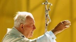 Papa João Paulo II será beatificado no próximo domingo.