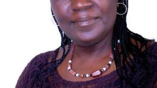 Remi Sonaiya, la candidate de l'égalité des chances à la présidentielle du Nigeria.